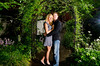 Garden Engagement Shoot :